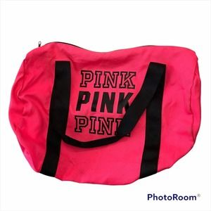 PINK Victoria Secret Pink Small Gym/Duffle bag